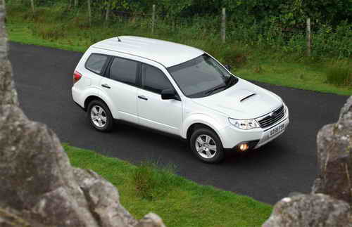 subaru forester 2.0 d-pic. 3