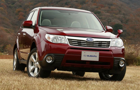 subaru forester 2.0 x active-pic. 1