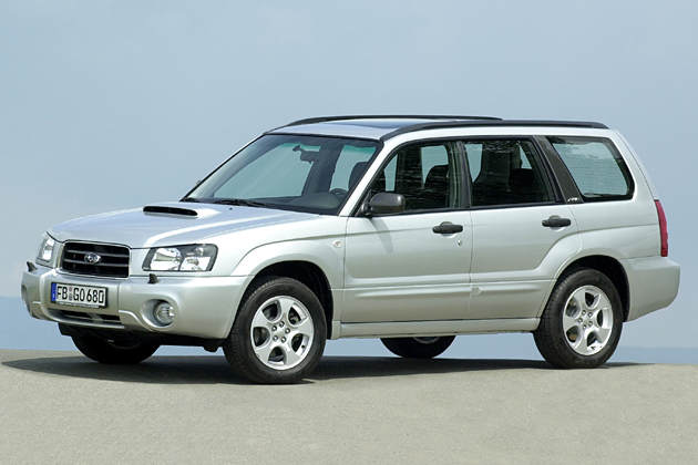 subaru forester 2.0 x comfort-pic. 1