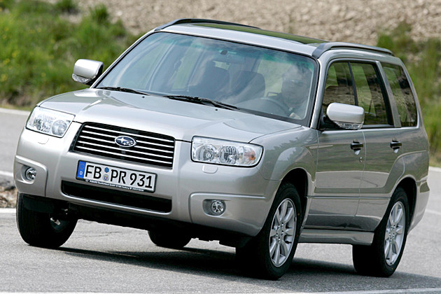 subaru forester 2.0 x trend-pic. 1