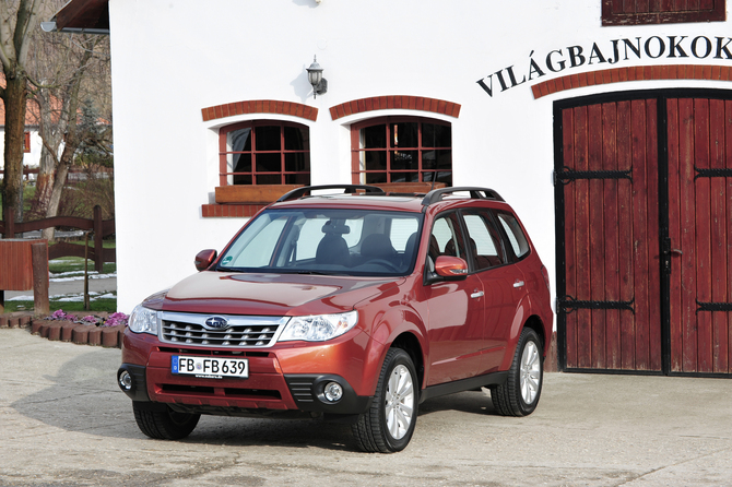 subaru forester 2.0 x trend-pic. 2