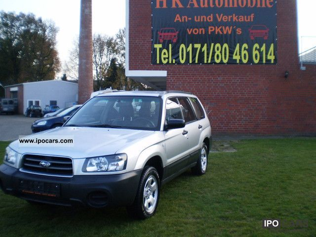 subaru forester 2.0 x trend-pic. 3