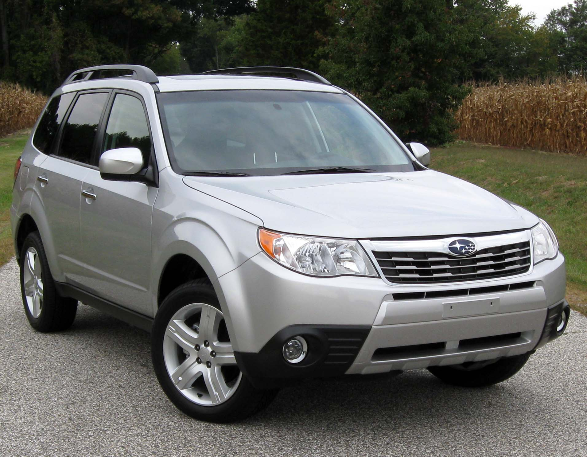 subaru forester 2.5 x limited-pic. 1