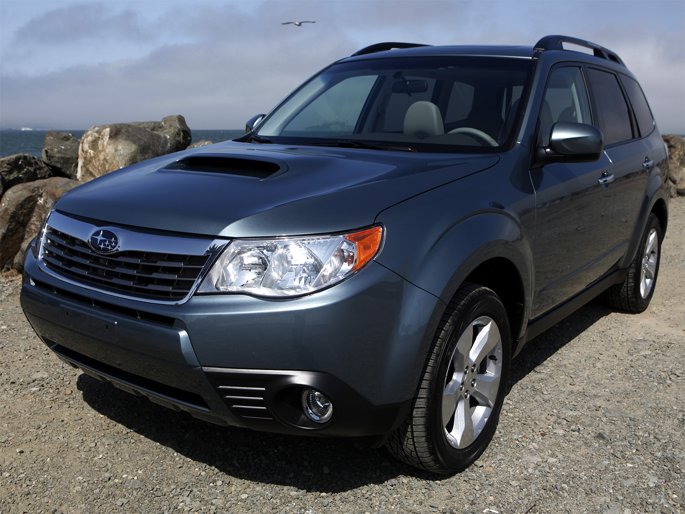 subaru forester 2.5 xt limited-pic. 2