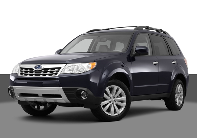subaru forester 2.5 xt touring-pic. 2