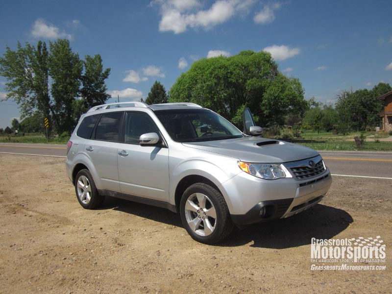 subaru forester 2 5 xt touring photos and comments. Black Bedroom Furniture Sets. Home Design Ideas