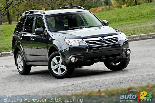 subaru forester 2.5x touring-pic. 2