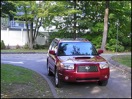 subaru forester 2.5xt limited-pic. 3
