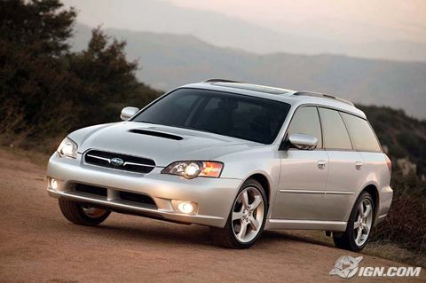 subaru legacy 2 5 gt wagon photos and comments www. Black Bedroom Furniture Sets. Home Design Ideas