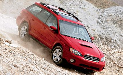 subaru outback 2.5 xt limited-pic. 2