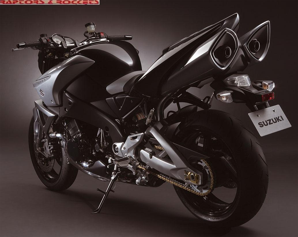 suzuki b-king abs #6