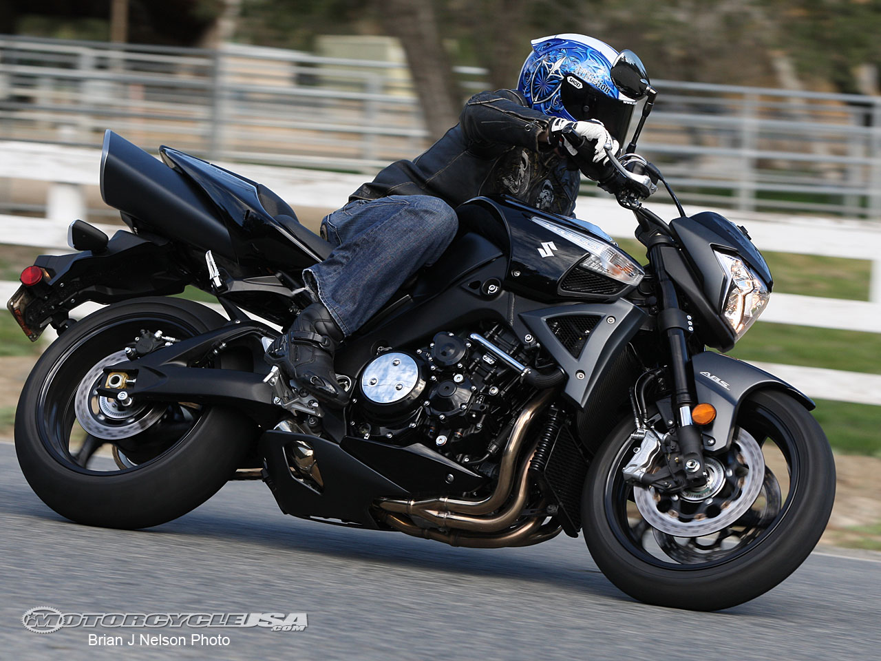 suzuki b-king abs #7