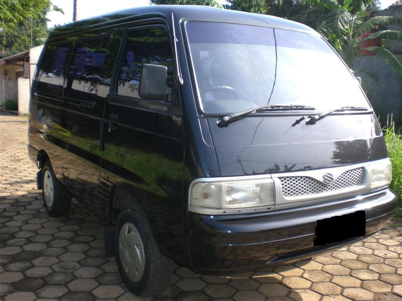 suzuki carry futura #1