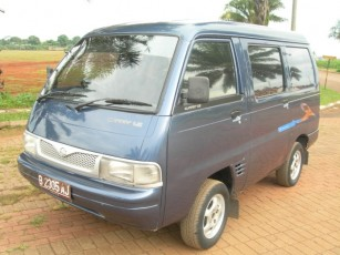 suzuki carry futura #4