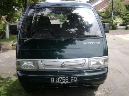 suzuki carry futura #5
