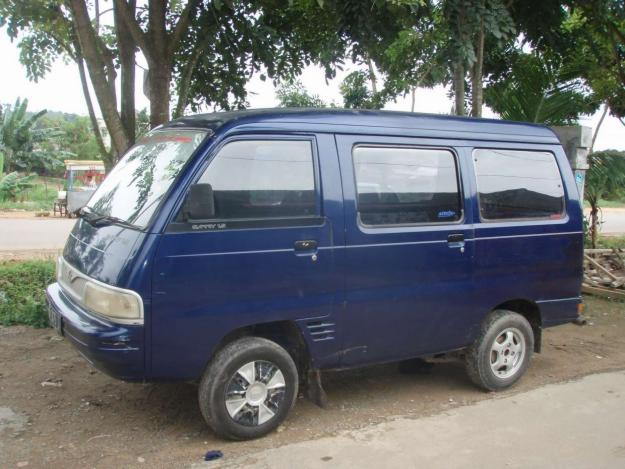 suzuki carry futura #7