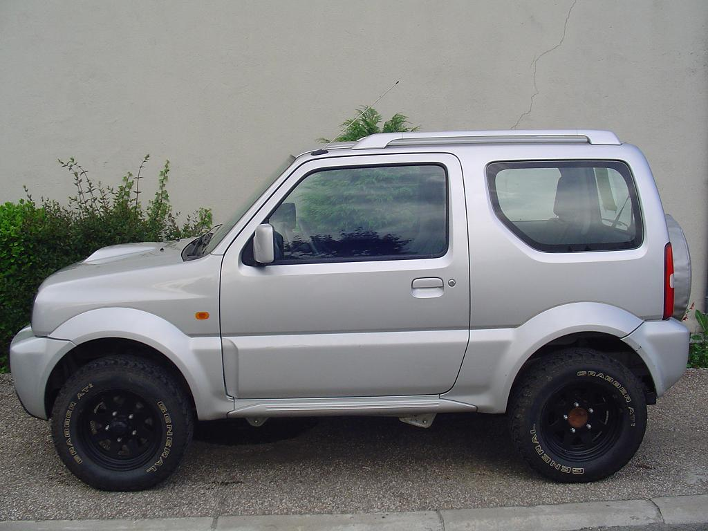 suzuki jimny 1 5 ddis photos and comments. Black Bedroom Furniture Sets. Home Design Ideas