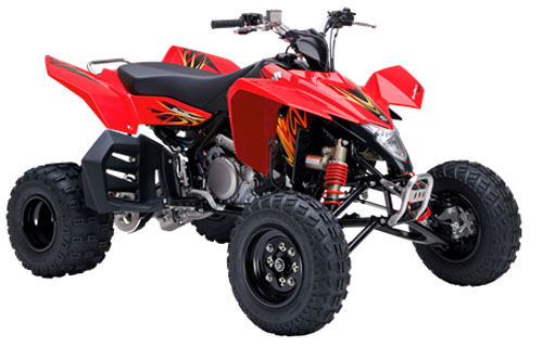 suzuki quadracer r450 limited edition