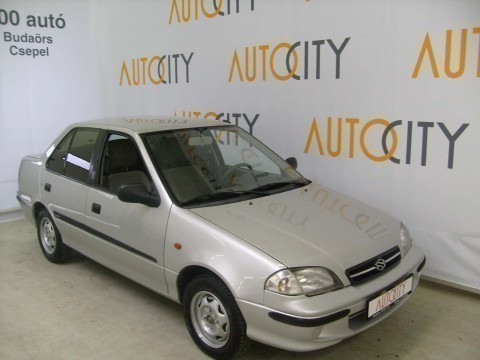 suzuki swift 1.3 glx sedan-pic. 3