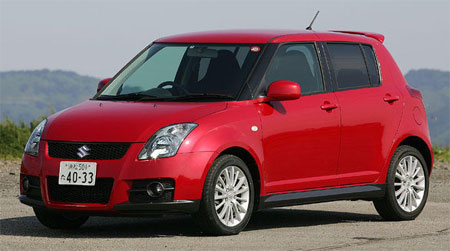 suzuki swift 1.5 at-pic. 3