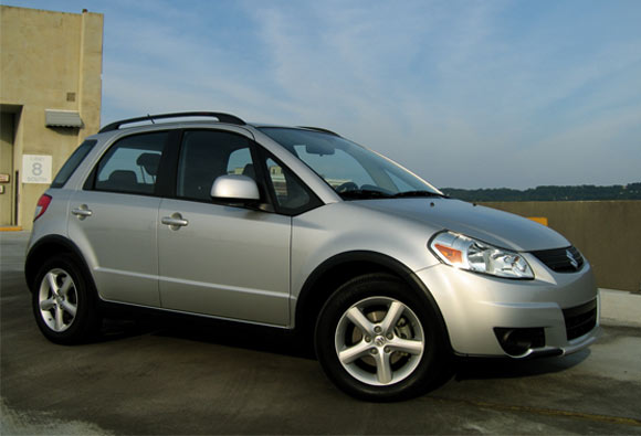 suzuki sx4 crossover awd photos and comments. Black Bedroom Furniture Sets. Home Design Ideas