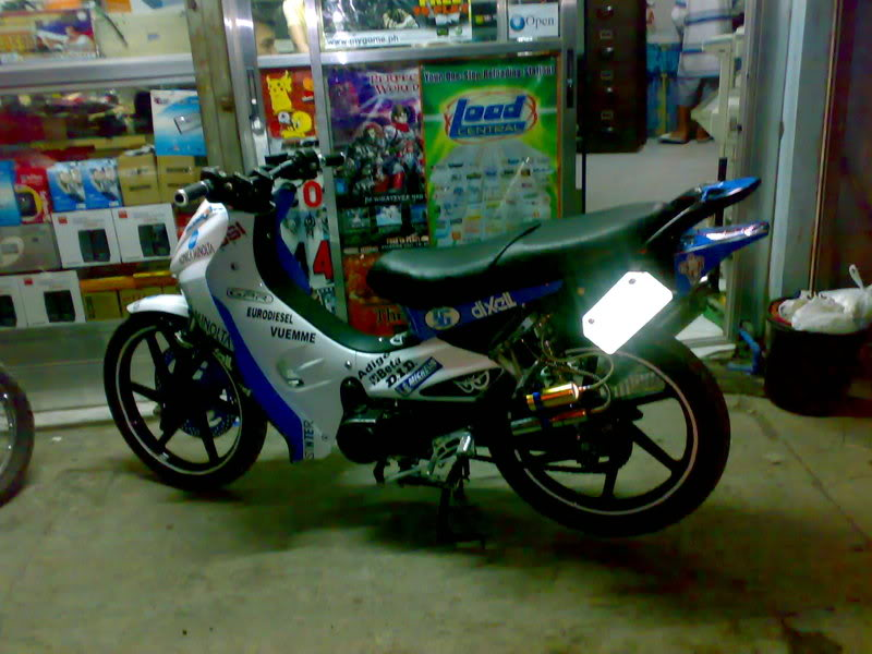 sym magic 110rr