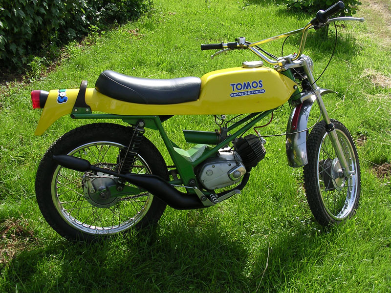 tomos cross 50 junior #0