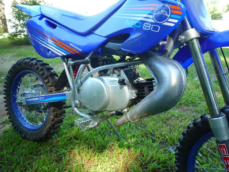 tomos mc 80 senior #6