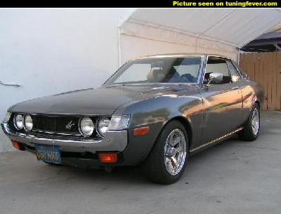 toyota 1600 gt-pic. 1