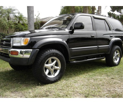 toyota 4runner limited 4x4 #4