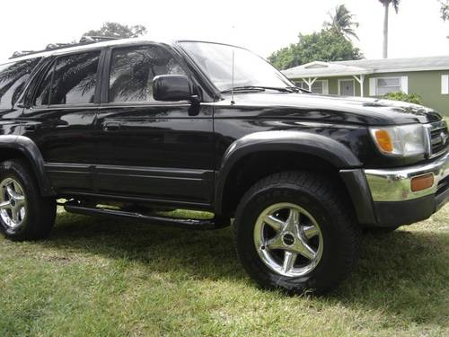 toyota 4runner limited 4x4 #5