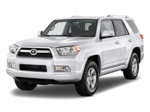 toyota 4runner limited 4x4 #6