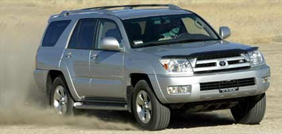 toyota 4runner limited 4x4 #7
