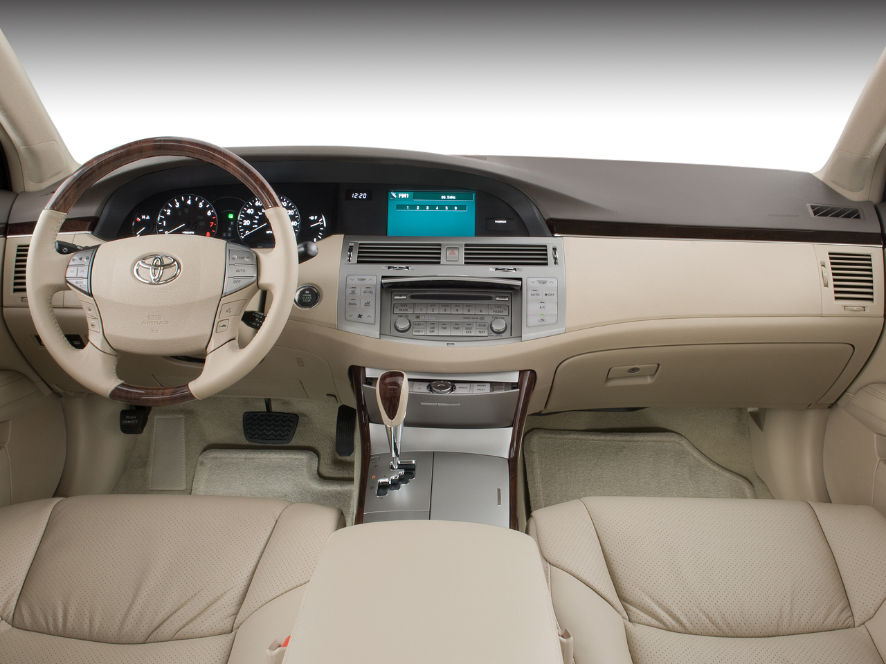 toyota avalon limited-pic. 2