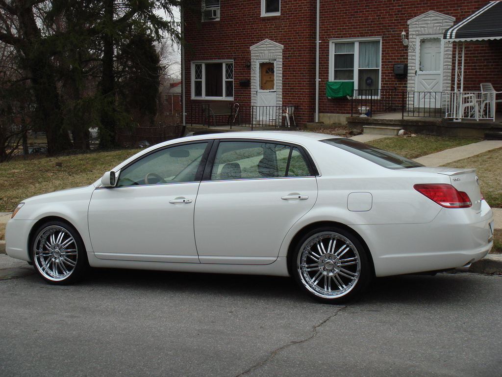 toyota avalon limited-pic. 3