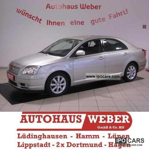 toyota avensis 1.8 executive-pic. 3