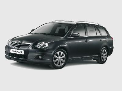 toyota avensis 2.0 at-pic. 1