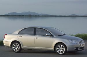 toyota avensis 2.0 d-pic. 2