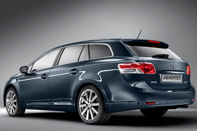 toyota avensis 2.0 d-4d executive-pic. 2