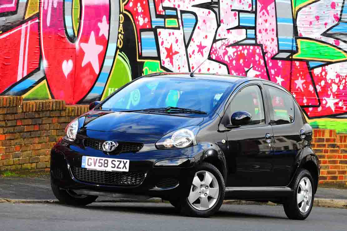 toyota aygo 1.4 d-pic. 2