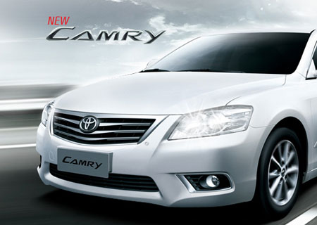 toyota camry 2.0 g-pic. 1