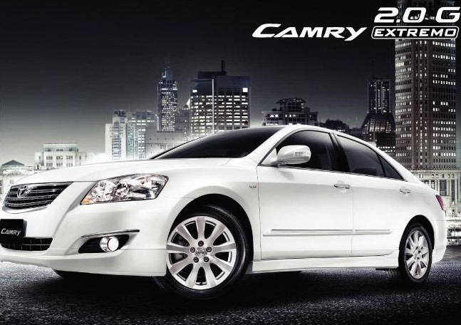 toyota camry 2.0 g-pic. 2