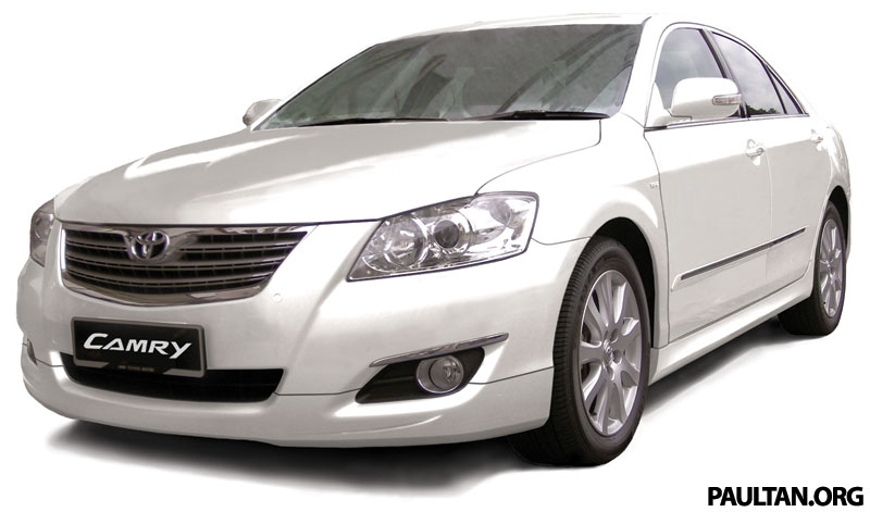 toyota camry 2.4 at-pic. 1