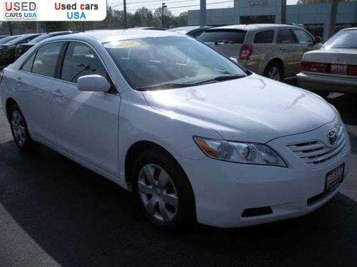 toyota camry 2.4 le-pic. 1