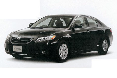 toyota camry 2.4 se-pic. 2