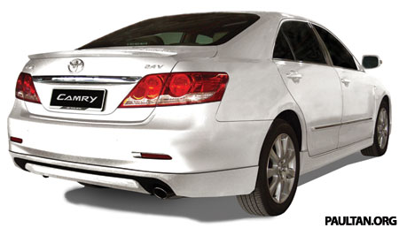 toyota camry 2.4 se-pic. 3