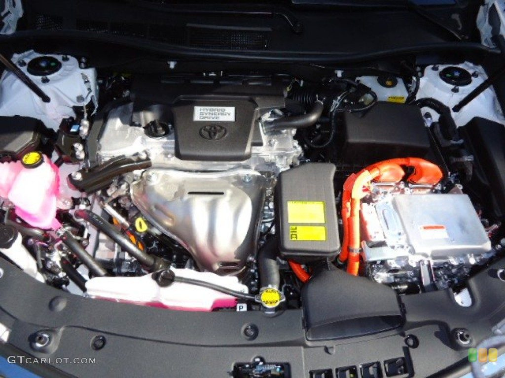 toyota camry 2.4 xle #5