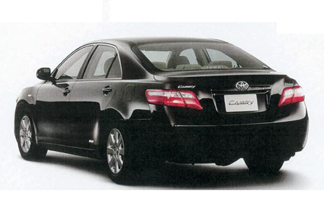toyota camry 3.5 at-pic. 1