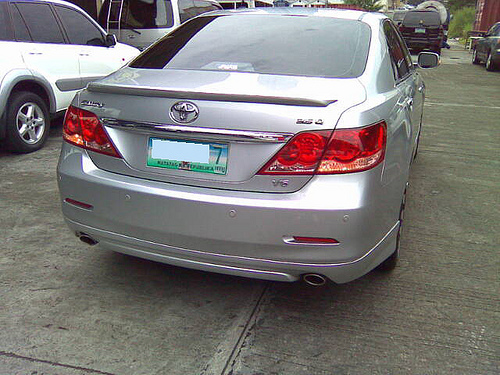 toyota camry 3.5 at-pic. 3