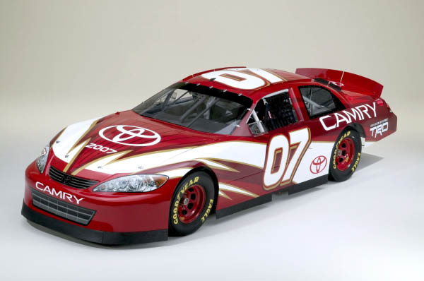toyota camry nascar-pic. 1